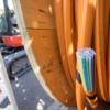 Foto: Breitbandausbau (Glasfaserkabelrolle) in Lauf