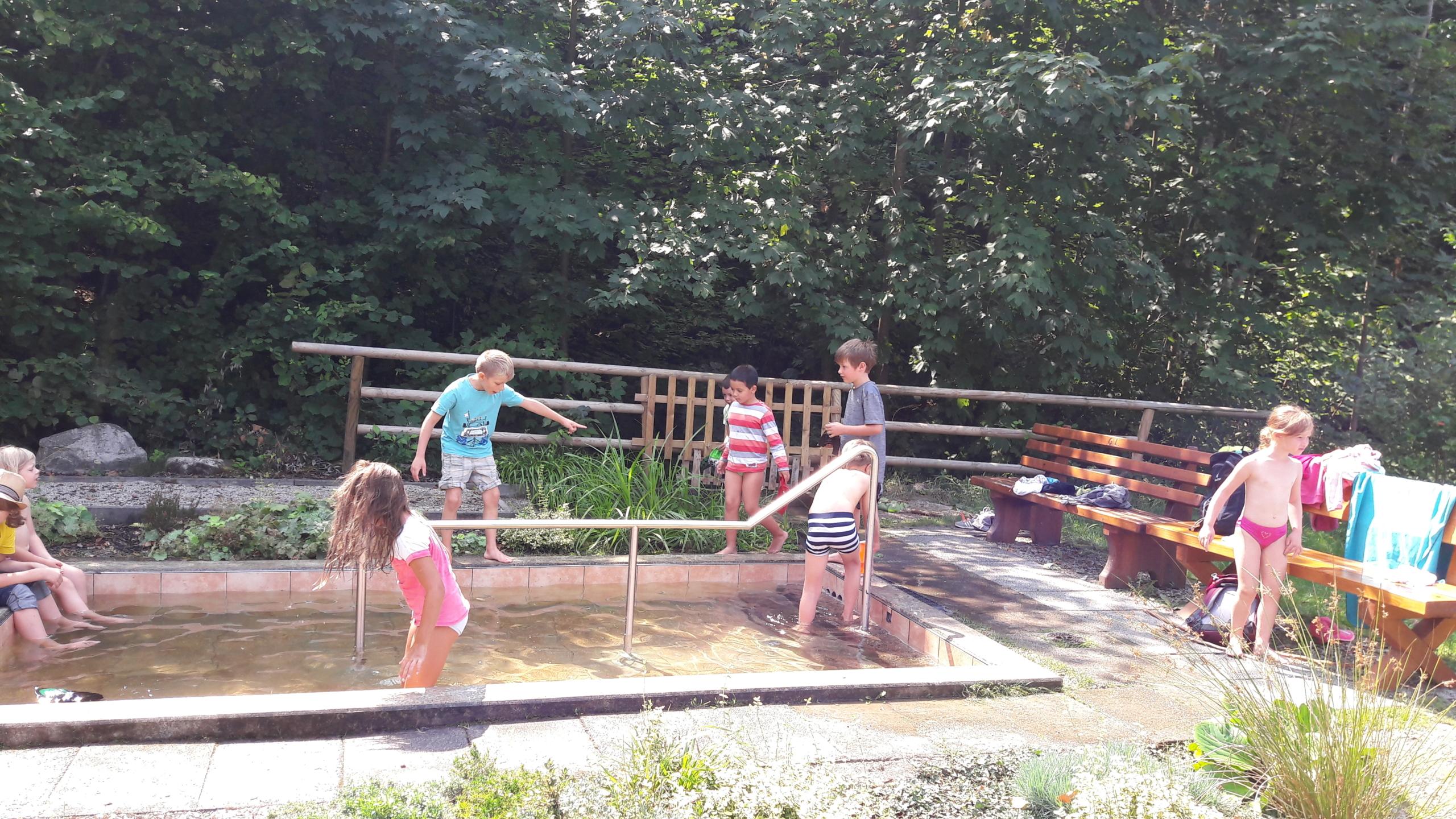 Kinderferienbetreuung in den Sommerferien