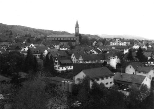 Foto: Historisches Bild von Lauf (schwarz-weiß)